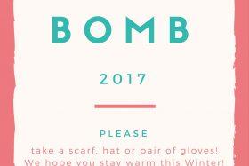 Yarn Bomb!