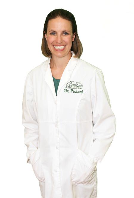 Dr. Pickard - Scheumann Dentistry
