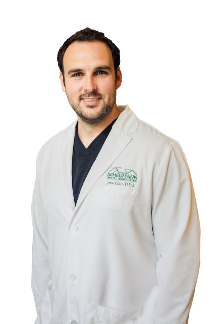 Dr. Jesse Blair - Scheumann Dental Auburn Indiana